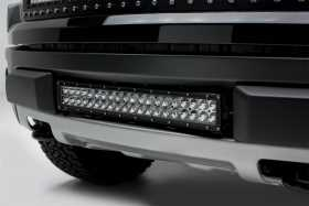 Front Bumper Center LED Light Bar Bracket