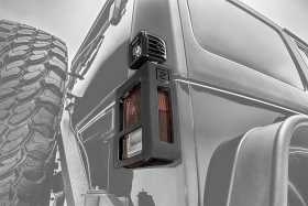 Tail Light Protector LED Bracket