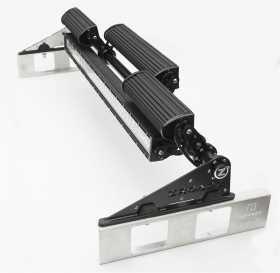 LED Straight Double Row Light Bar LED Kit