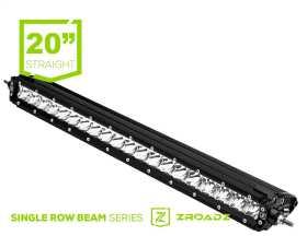LED Straight Single Row Slim Light Bar