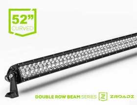 LED Curved Double Row Light Bar