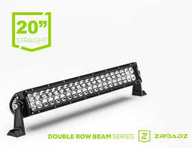 LED Straight Double Row Light Bar