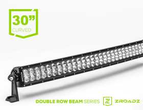LED Curved Double Row Light Bar