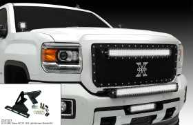Front Bumper Top LED Light Bar Bracket