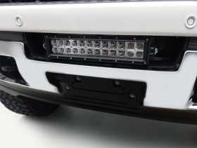 Front Bumper Center LED Light Bar Bracket
