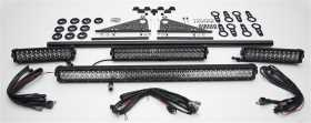 LED Straight Double Row Light Bar LED Kit
