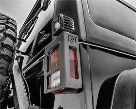 Tail Light Protector LED Bracket