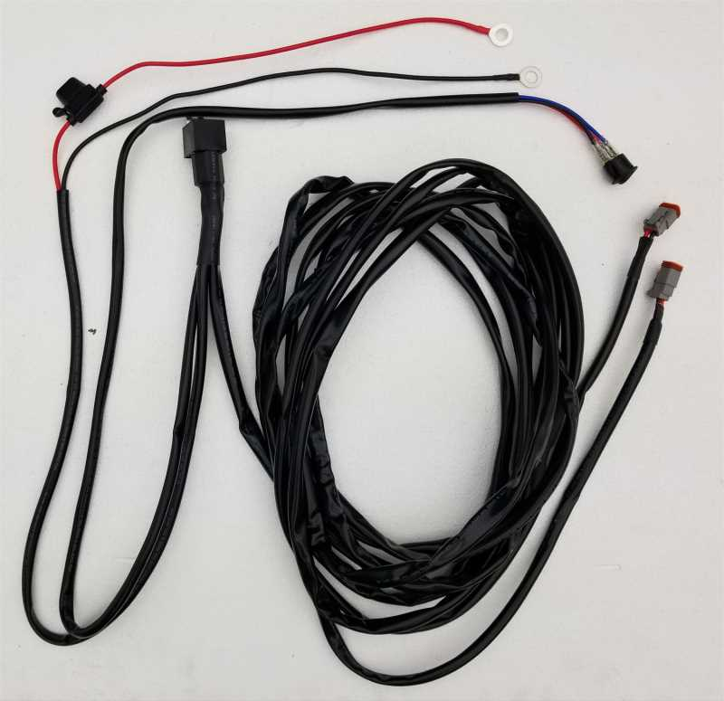 Universal DT Series Wiring Harness Z390020S-A